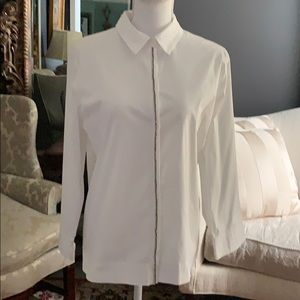 Chico white blouse
